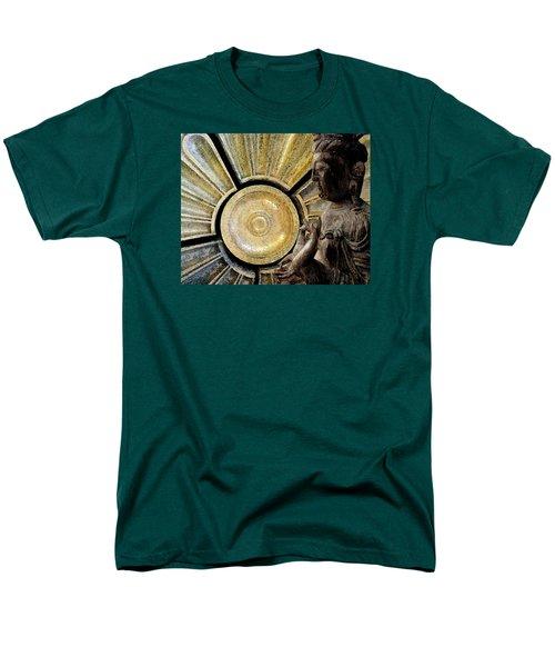 the Buddha  c2014  Paul Ashby Men's T-Shirt  (Regular Fit) by Paul Ashby
