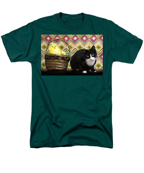 The Easter Tiggy Men's T-Shirt  (Regular Fit) by Nick Kirby