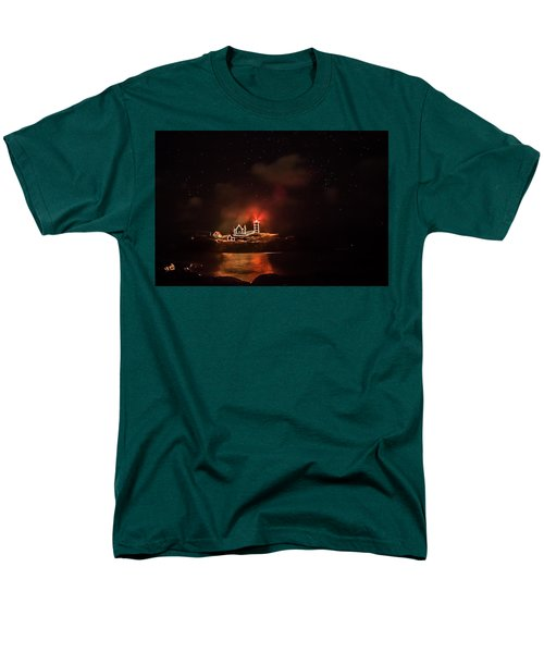 The Fog Rolls In Men's T-Shirt  (Regular Fit) by Jeff Folger