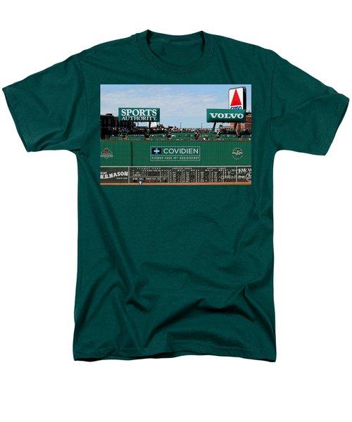The Green Monster 99 Men's T-Shirt  (Regular Fit) by Tom Prendergast