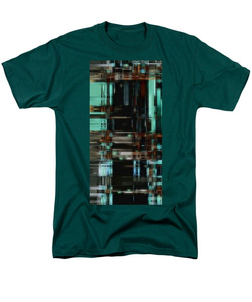 The Matrix 3 Men's T-Shirt  (Regular Fit) by David Hansen