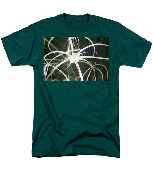 The White Spyder Men's T-Shirt  (Regular Fit) by Mustafa Abdullah