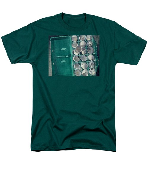 They Asked Me For Omelettes Men's T-Shirt  (Regular Fit) by Jeffrey S Perrine