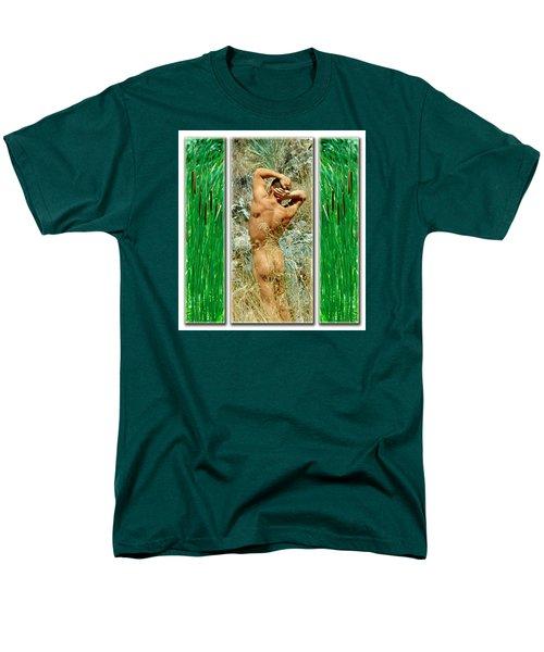 Tom D. 7--2 Men's T-Shirt  (Regular Fit) by Andy Shomock