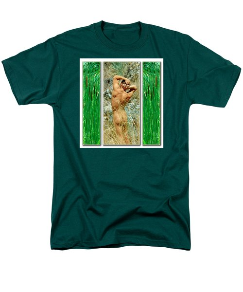 Tom D. 7--2 Men's T-Shirt  (Regular Fit)