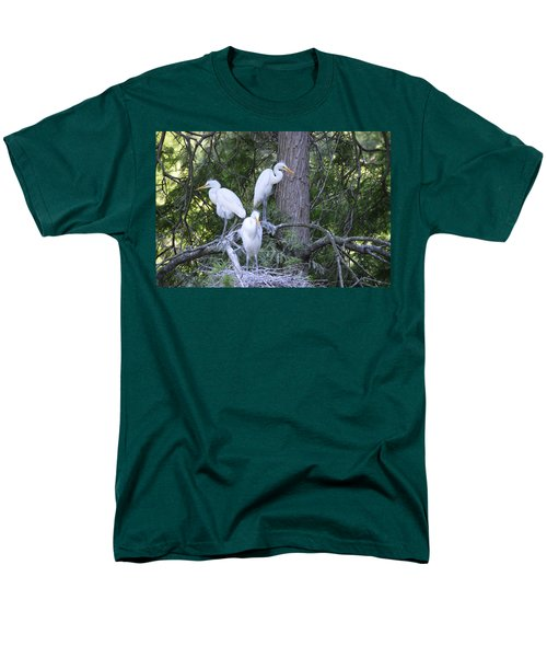 Triplets Men's T-Shirt  (Regular Fit) by Judith Morris