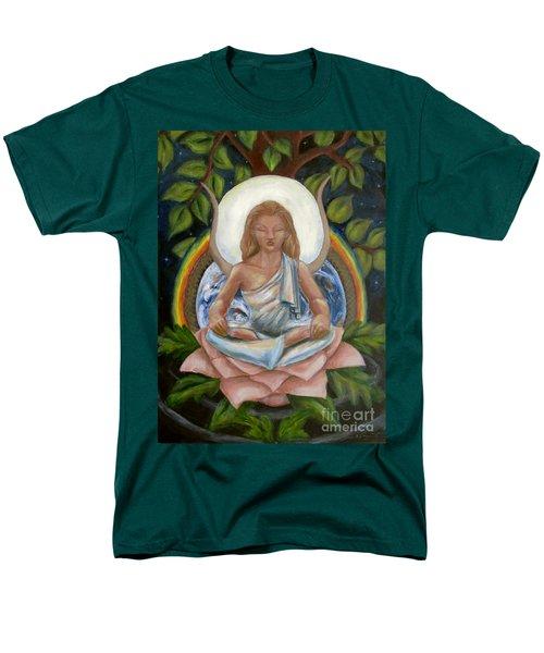 Universal Goddess Men's T-Shirt  (Regular Fit) by Samantha Geernaert