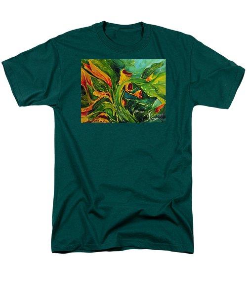 Variation  No.2 Men's T-Shirt  (Regular Fit) by Teresa Wegrzyn
