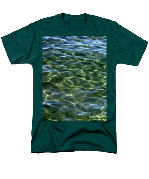 Waves On Lake Tahoe Men's T-Shirt  (Regular Fit)