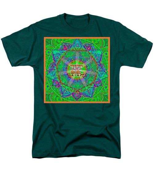 Yhwh 3 5 2015 Men's T-Shirt  (Regular Fit) by Hidden  Mountain