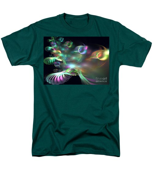 Alien Shrub Men's T-Shirt  (Regular Fit) by Kim Sy Ok