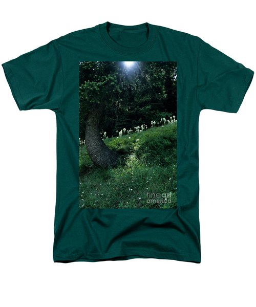 Bear-grass Ridge II Men's T-Shirt  (Regular Fit) by Sharon Elliott