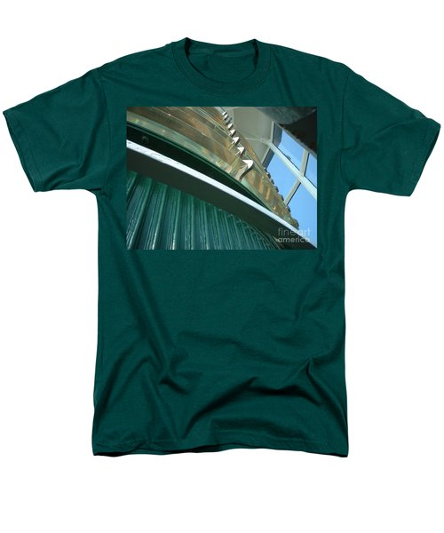 Men's T-Shirt  (Regular Fit) featuring the photograph Crystal Lights by Mark Robbins