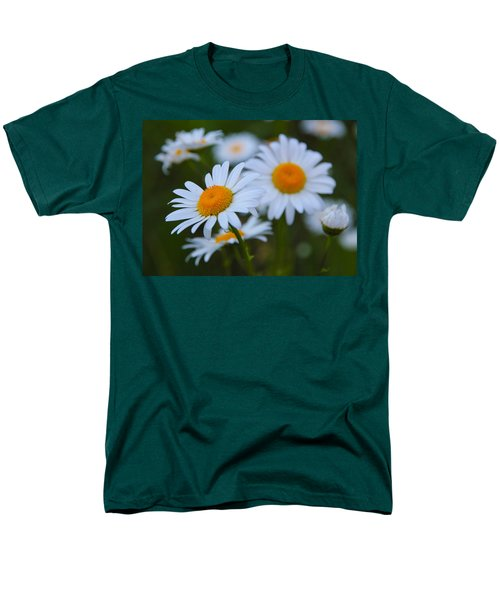 Men's T-Shirt  (Regular Fit) featuring the photograph Daisy by Athena Mckinzie