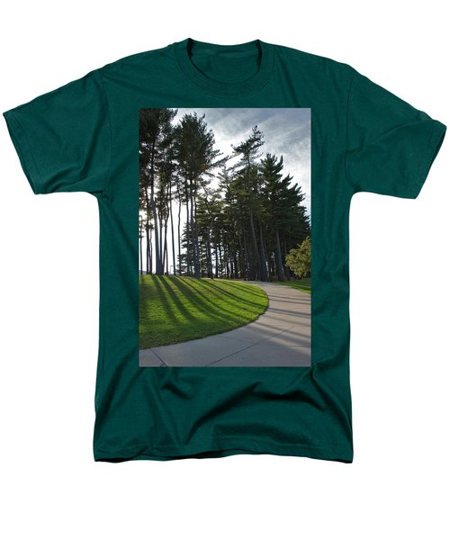 Men's T-Shirt  (Regular Fit) featuring the photograph Dramatic by Joseph Yarbrough