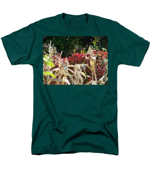 Fall Harvest Of Color Men's T-Shirt  (Regular Fit) by Dorrene BrownButterfield