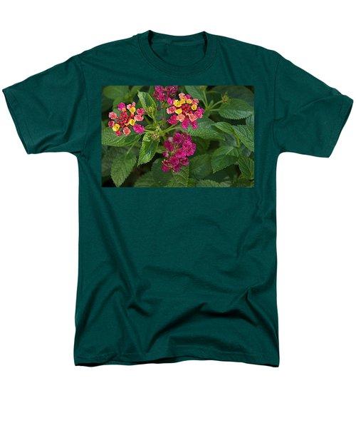Men's T-Shirt  (Regular Fit) featuring the photograph Lantana by Joseph Yarbrough