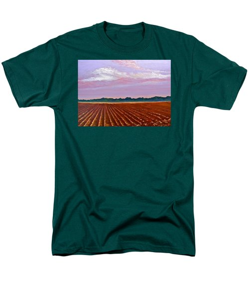 Mississippi Land And Sky Men's T-Shirt  (Regular Fit) by Jeanette Jarmon