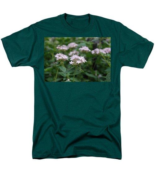 Men's T-Shirt  (Regular Fit) featuring the photograph Purple Flower by Jennifer Ancker