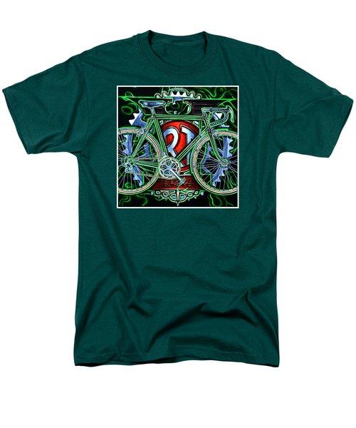 Rotrax Men's T-Shirt  (Regular Fit) by Mark Jones