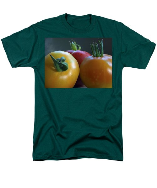 Men's T-Shirt  (Regular Fit) featuring the photograph Tres Amigos by Joe Schofield