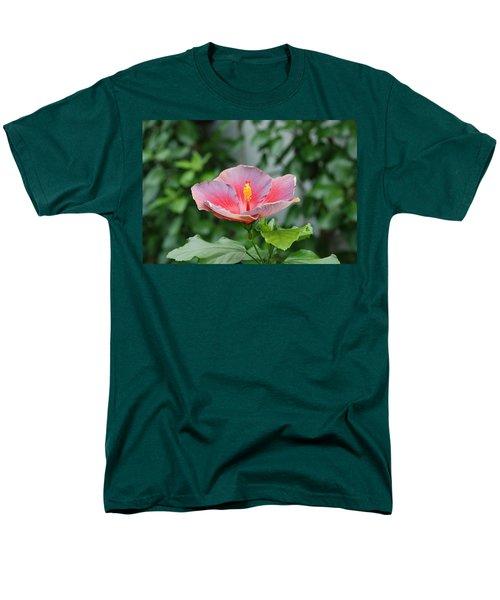 Men's T-Shirt  (Regular Fit) featuring the photograph Unusual Flower by Jennifer Ancker