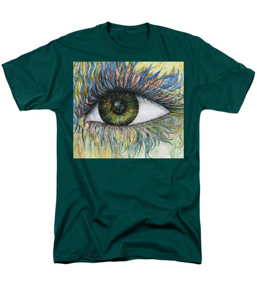 Eye For Details Men's T-Shirt  (Regular Fit) by Kim Tran
