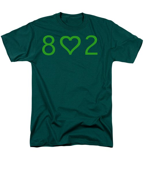 802 Men's T-Shirt  (Regular Fit) by George Robinson
