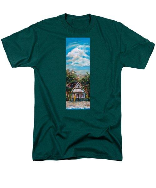 Island Bungalow Men's T-Shirt  (Regular Fit)