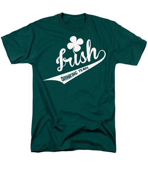 St. Patrick's Day Men's T-Shirt  (Regular Fit) by ES Design