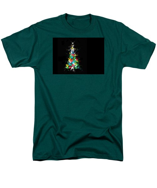 Happy Holidays Men's T-Shirt  (Regular Fit) by Ludwig Keck