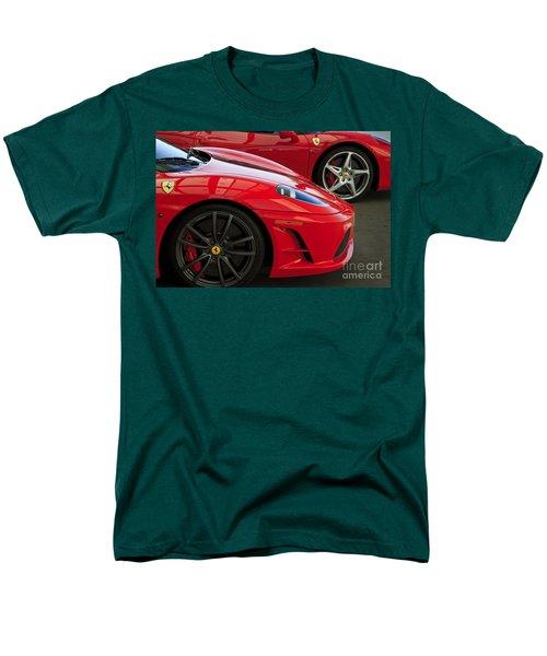 2 Of A Kind Men's T-Shirt  (Regular Fit) by Dennis Hedberg