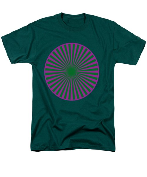T-shirts N Pod Gifts With Chakra Design By Navinjoshi Fineartamerica Pixels Men's T-Shirt  (Regular Fit) by Navin Joshi