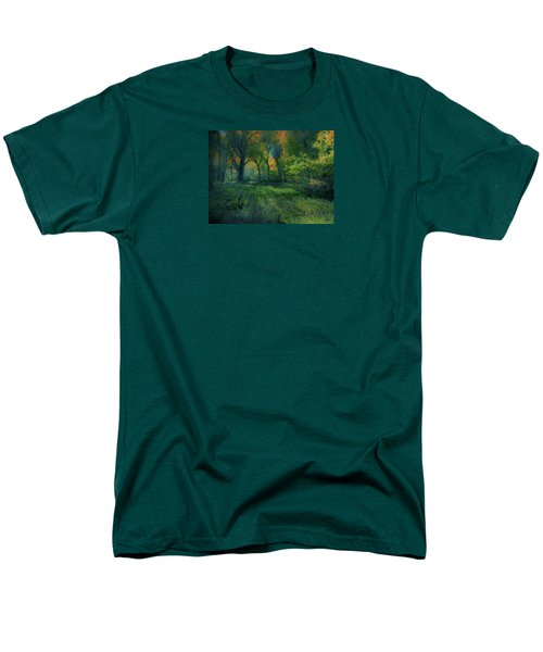 Men's T-Shirt  (Regular Fit) featuring the photograph 4363 by Peter Holme III