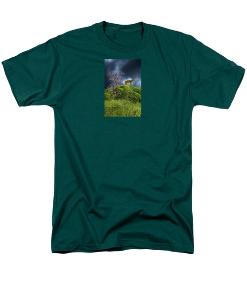 Men's T-Shirt  (Regular Fit) featuring the photograph 4388 by Peter Holme III