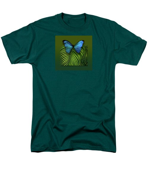 Men's T-Shirt  (Regular Fit) featuring the photograph 4426 by Peter Holme III