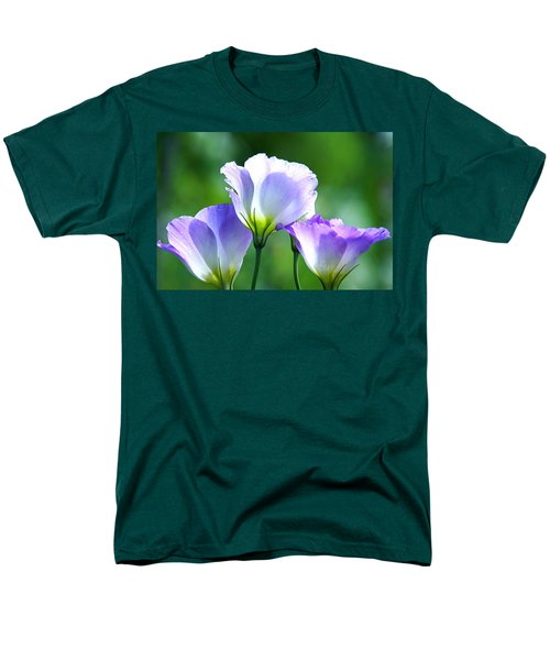 Men's T-Shirt  (Regular Fit) featuring the photograph August Echoes by Byron Varvarigos