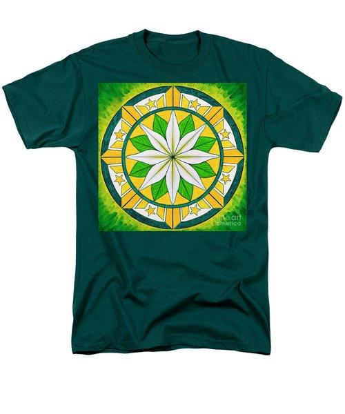 Blessings Of Kapayapaan/bendiciones De La Paz Men's T-Shirt  (Regular Fit)