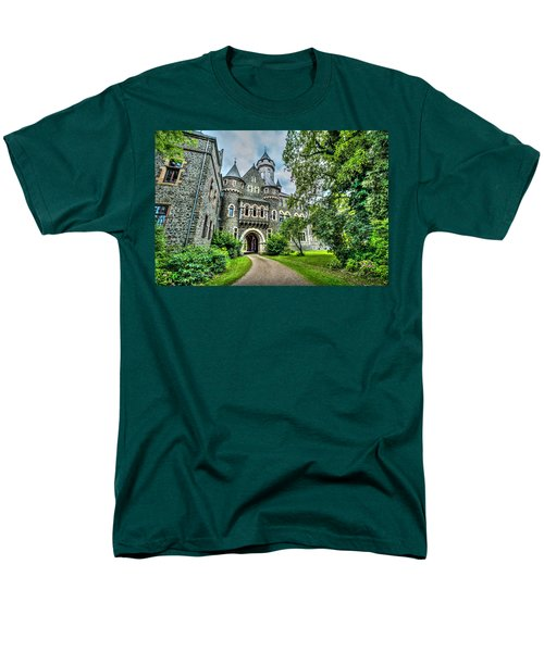 Men's T-Shirt  (Regular Fit) featuring the photograph Braunfels Castle by David Morefield