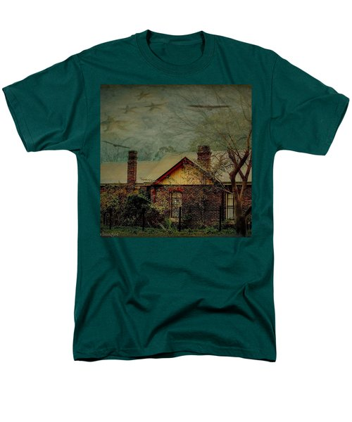 Men's T-Shirt  (Regular Fit) featuring the photograph California Dreaming by Wallaroo Images
