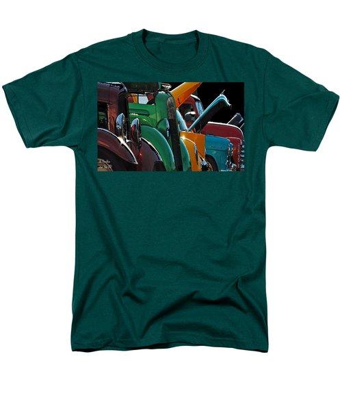 Car Show V Men's T-Shirt  (Regular Fit) by Robert Meanor