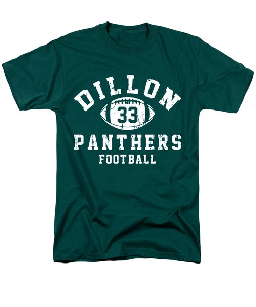 Dillon Panthers Football Men's T-Shirt  (Regular Fit) by Pendi Kere
