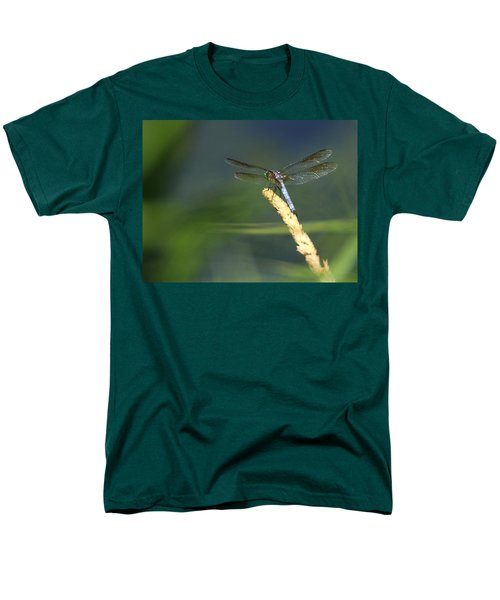 Dragonfly New York Men's T-Shirt  (Regular Fit) by Bob Savage
