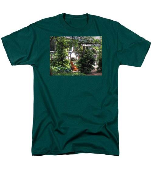 Men's T-Shirt  (Regular Fit) featuring the photograph Embrace Spring by Teresa Schomig