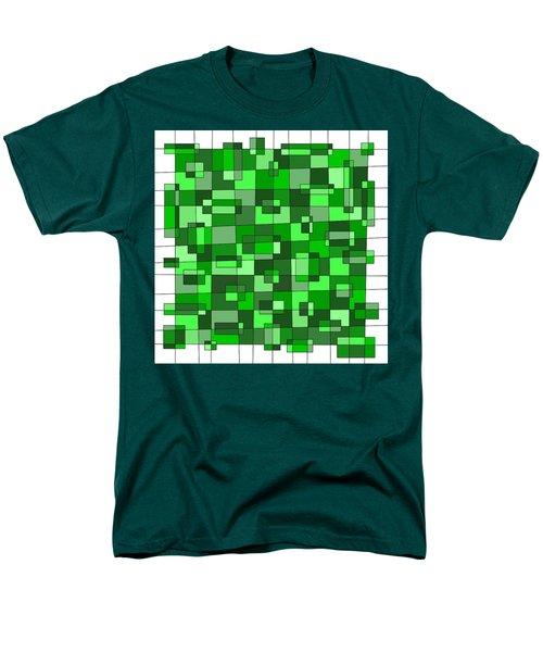 Farmer Green Men's T-Shirt  (Regular Fit) by Jeff Gater