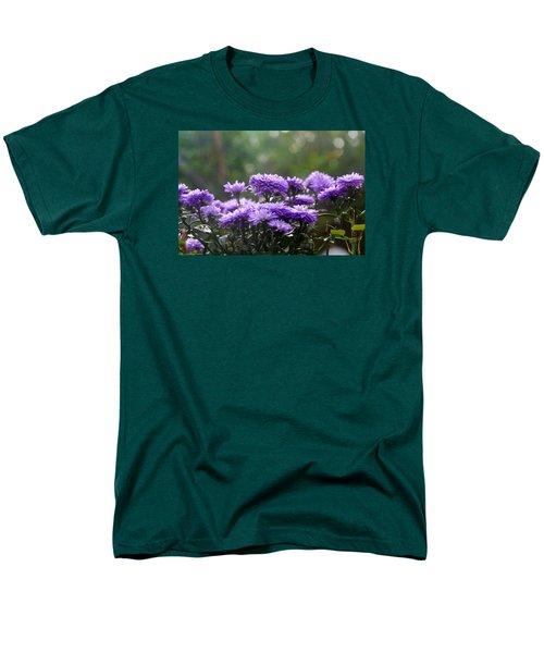 Men's T-Shirt  (Regular Fit) featuring the photograph Flowers Edition by Bernd Hau