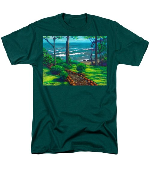From The Hacienda Men's T-Shirt  (Regular Fit) by Jeanette Jarmon