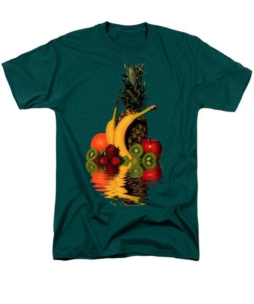 Fruity Reflections - Dark Men's T-Shirt  (Regular Fit)