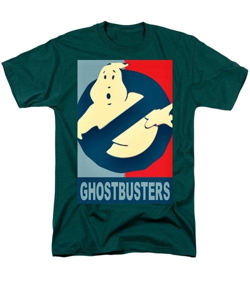 Ghostbusters Men's T-Shirt  (Regular Fit) by Paul Van Scott