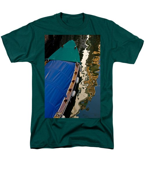 Gondola Reflection Men's T-Shirt  (Regular Fit) by Harry Spitz
